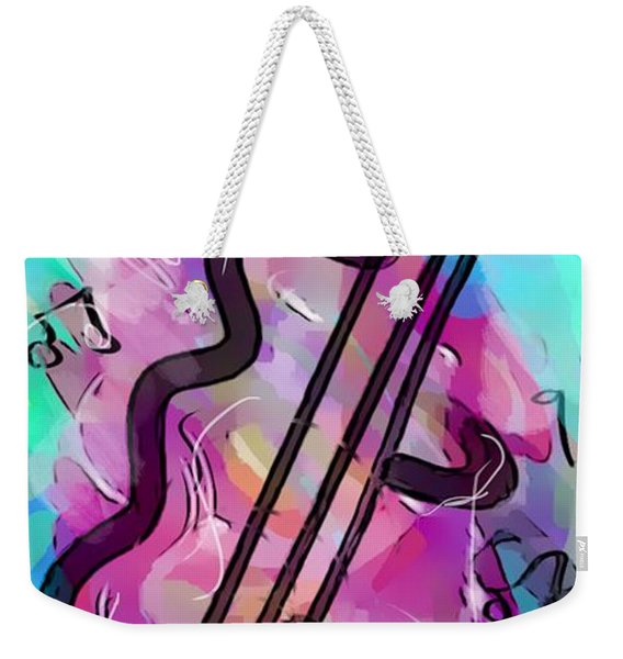 Cello Weekender Tote Bag