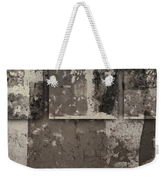 Cement Squares Number One Weekender Tote Bag