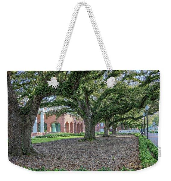 Centennial Oaks Weekender Tote Bag