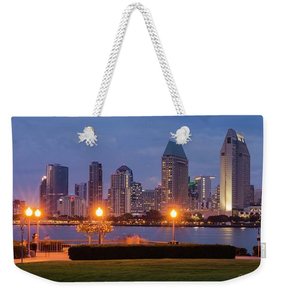 Centennial Sight Weekender Tote Bag