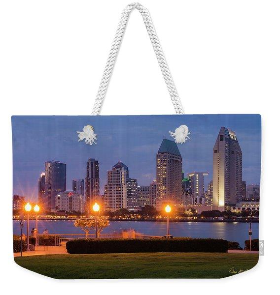 Centennial Sight Weekender Tote Bag