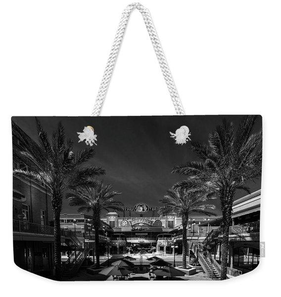 Centro Ybor Bw Weekender Tote Bag