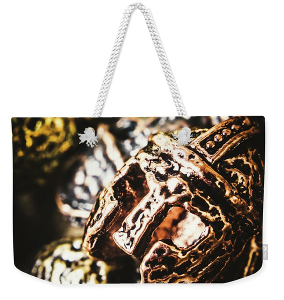 Centurion Of Battle Weekender Tote Bag