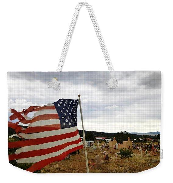 Cerro, New Mexico Weekender Tote Bag