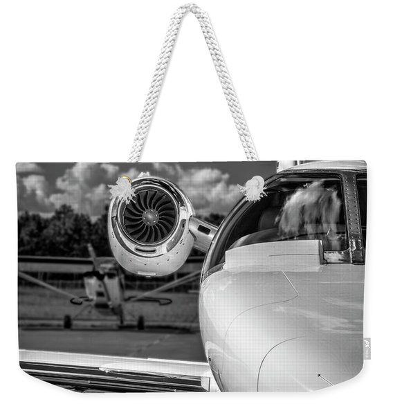 Cessna Citation Weekender Tote Bag