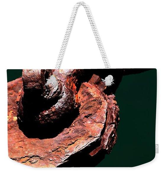 Chain Age II Weekender Tote Bag