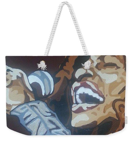 Chaka Khan Weekender Tote Bag