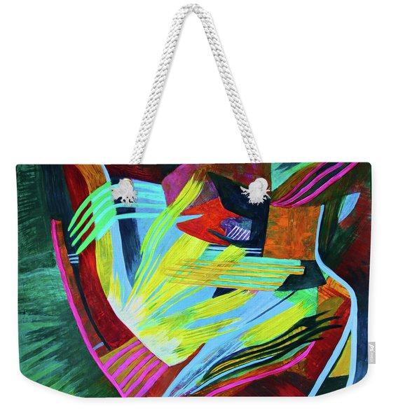 Chambers Of The Heart Weekender Tote Bag