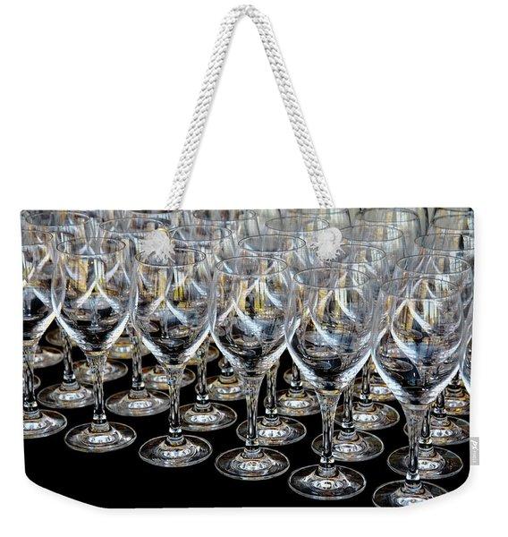 Champagne Army Weekender Tote Bag