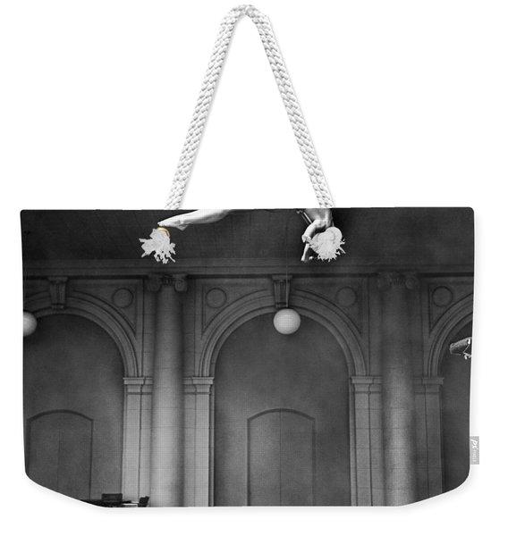 Champion Helen Crlenkovich Weekender Tote Bag