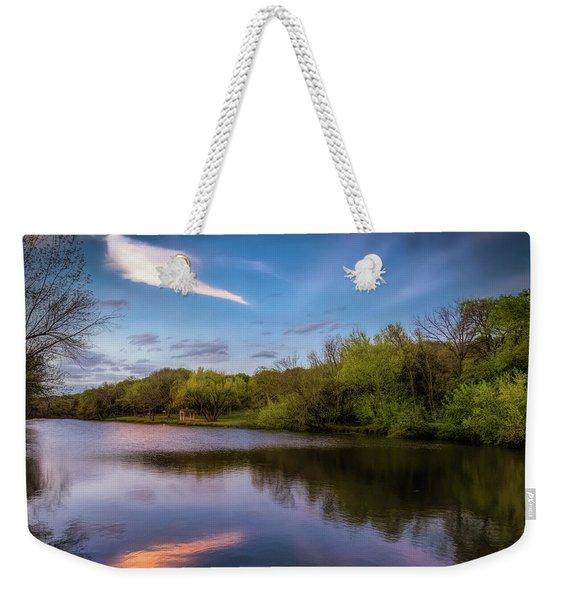 Chandler Lagoon Weekender Tote Bag