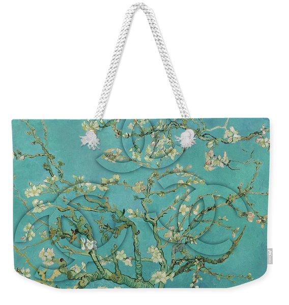 Chanel Camouflage-2 Weekender Tote Bag