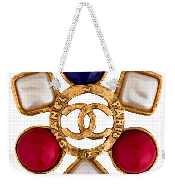 Chanel Jewelry-14 Weekender Tote Bag