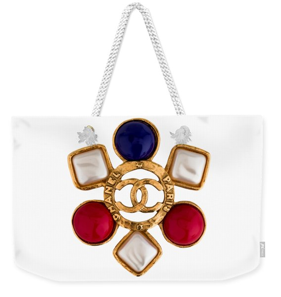 Chanel Jewelry-14 Weekender Tote Bag