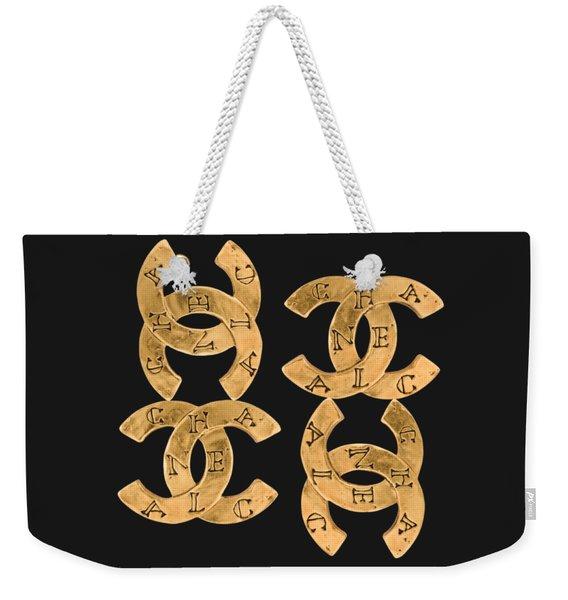 Chanel Jewelry-18 Weekender Tote Bag