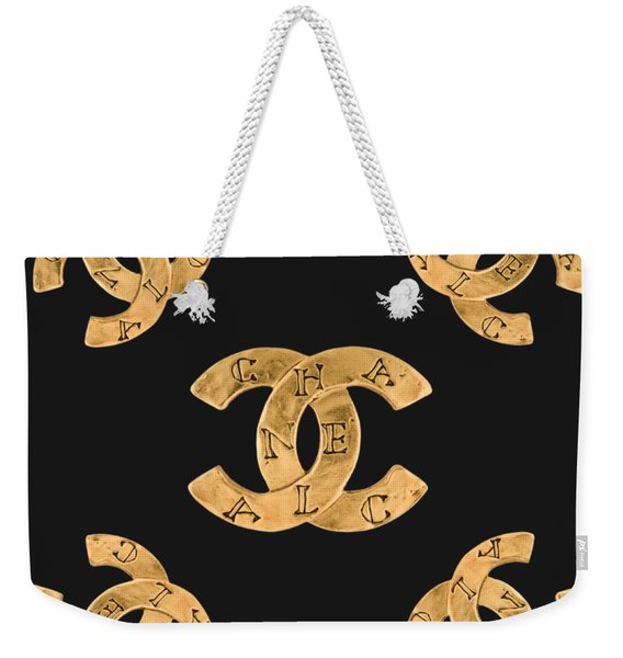 Chanel Jewelry-19 Weekender Tote Bag