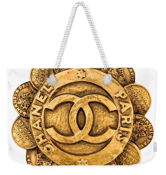 Chanel Jewelry-2 Weekender Tote Bag