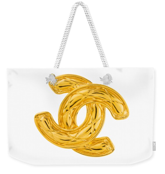 Chanel Jewelry-4 Weekender Tote Bag