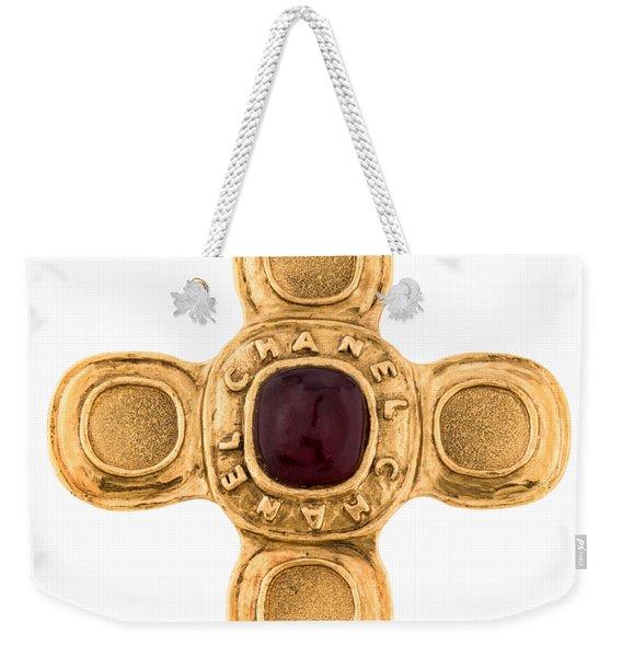 Chanel Jewelry-6 Weekender Tote Bag
