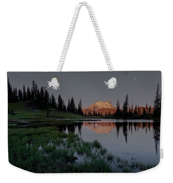 Changing Lights Weekender Tote Bag