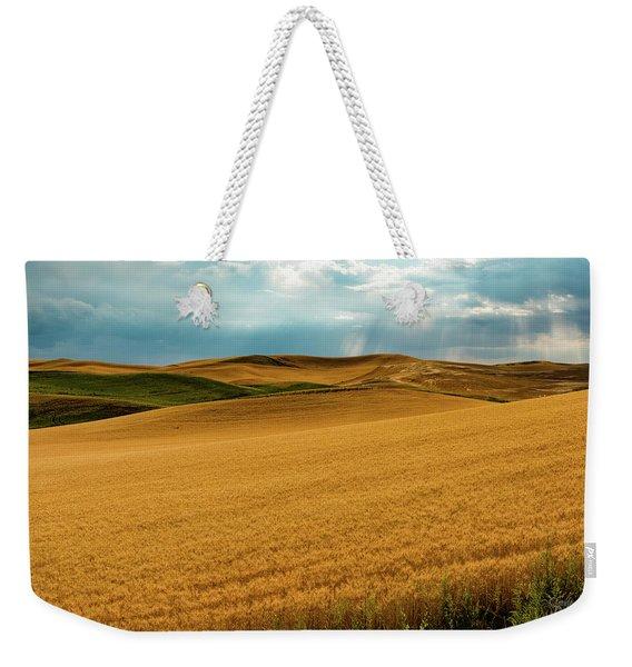 Changing Weather Weekender Tote Bag
