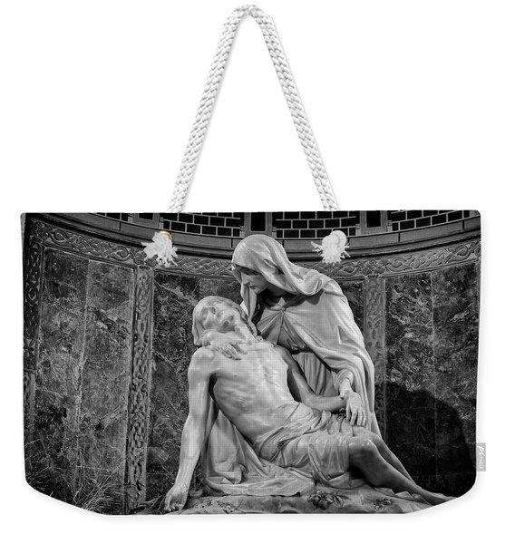 Chapel Of The Pieta 2 Weekender Tote Bag