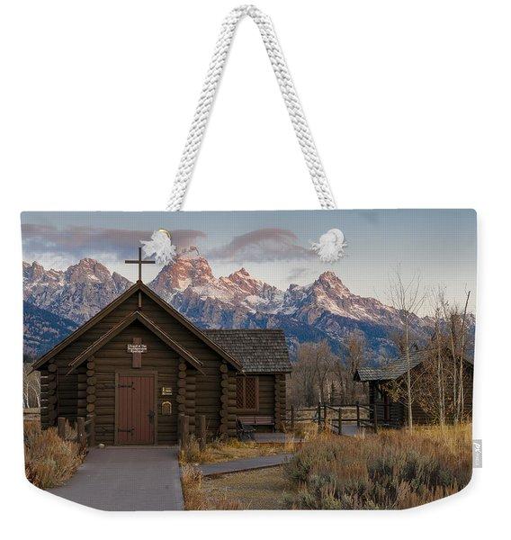 Chapel Of The Transfiguration - II Weekender Tote Bag