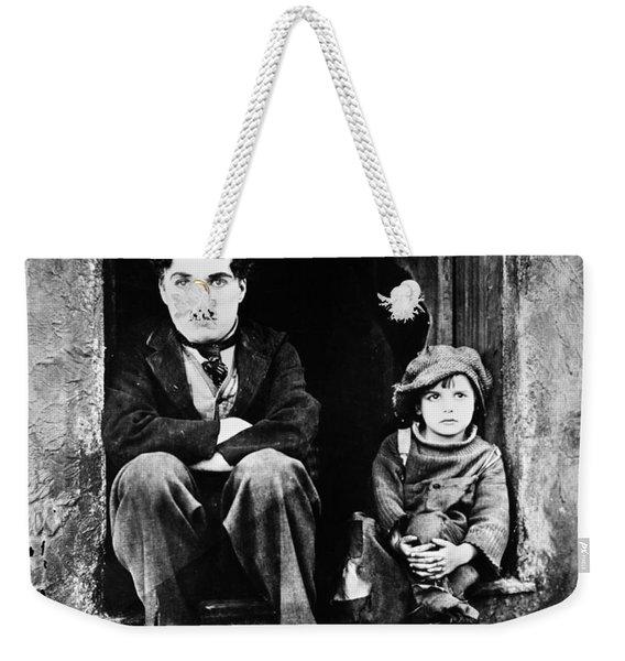 Chaplin: The Kid, 1921 Weekender Tote Bag