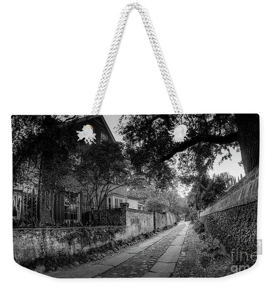 Charleston Ally Path Weekender Tote Bag