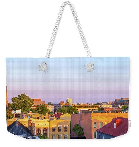 Charleston Glows Weekender Tote Bag