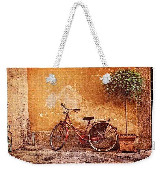 Charming Lucca Weekender Tote Bag