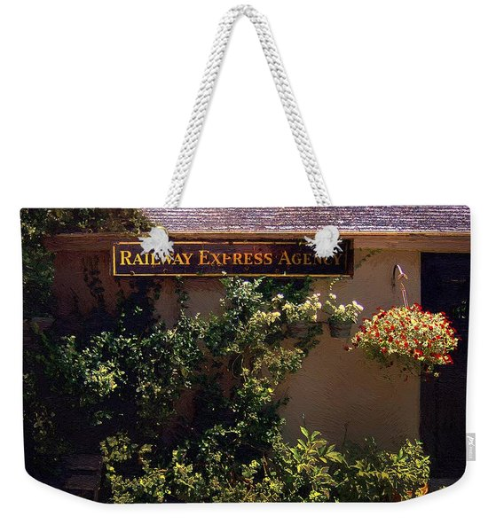Charming Whimsy Weekender Tote Bag