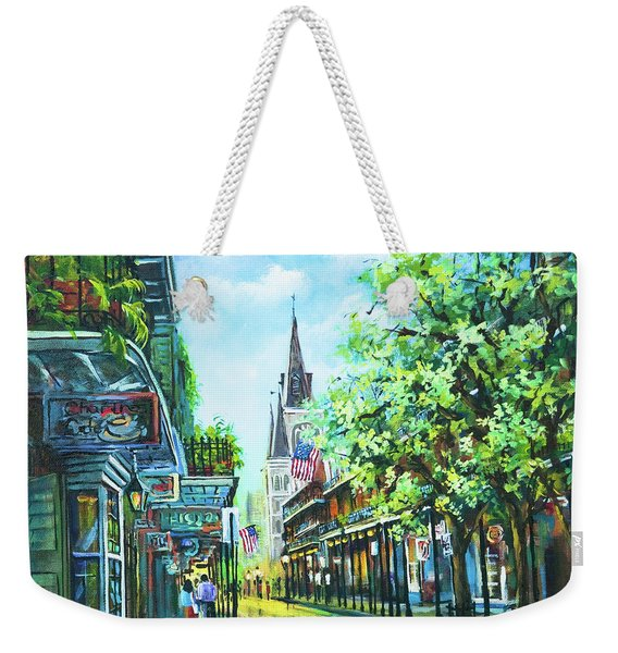 Chartres Afternoon Weekender Tote Bag