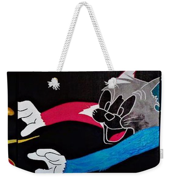 Chase Your Dream Weekender Tote Bag