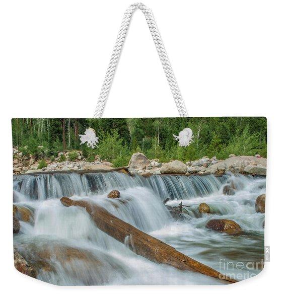 Chasm Falls Weekender Tote Bag