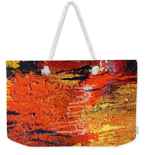 Chasm Weekender Tote Bag