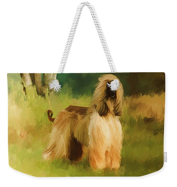 Chatai Weekender Tote Bag