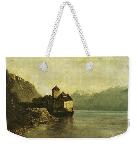 Chateau De Chillon Weekender Tote Bag
