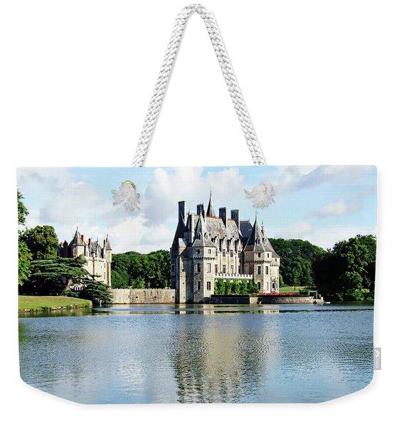 Chateau De La Bretesche - Missillac, France Weekender Tote Bag