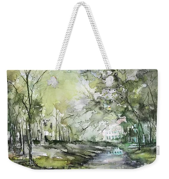 Chateau In Provence  Weekender Tote Bag