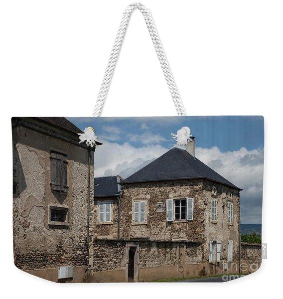 Chateau Weekender Tote Bag