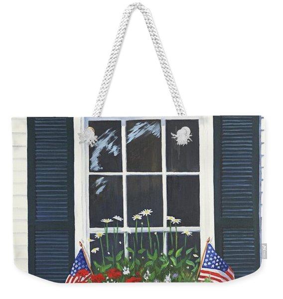 Chatham Window Box Weekender Tote Bag