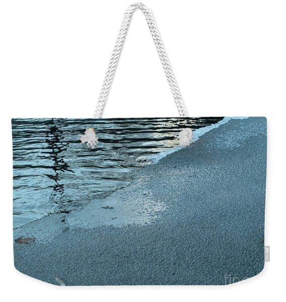 Chathampond01 Weekender Tote Bag