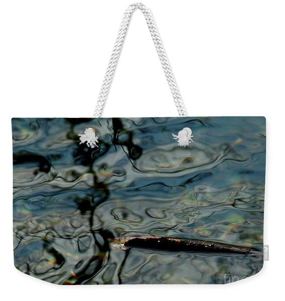 Chathampond05 Weekender Tote Bag
