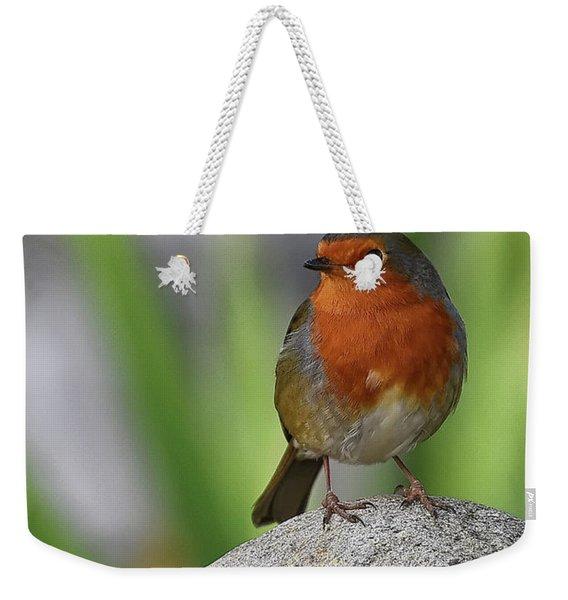 Cheeky Chappy Weekender Tote Bag