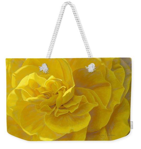 Cheerful Weekender Tote Bag