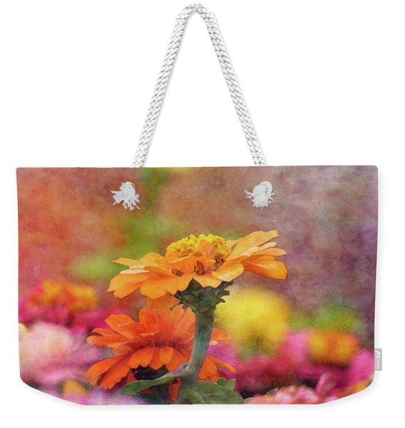 Cheerful Shades Of Optimism 1311 Idp_2 Weekender Tote Bag