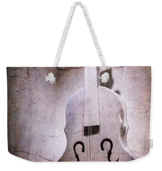 Chello Abstract Weekender Tote Bag