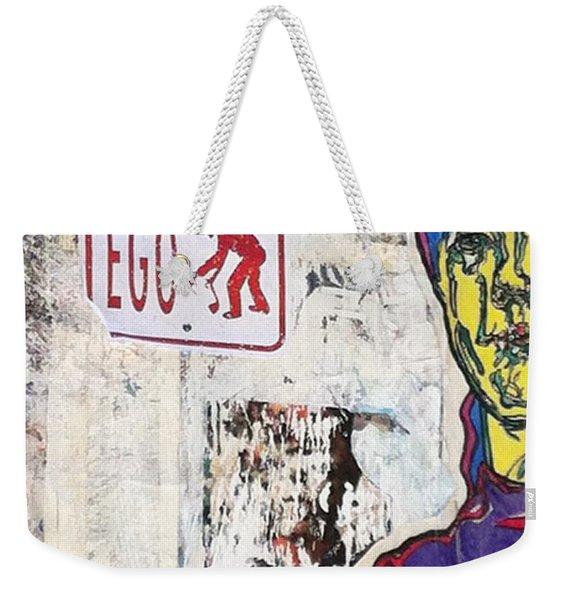 Chelsea Weekender Tote Bag