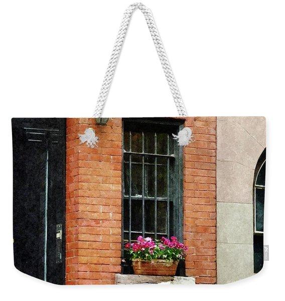 Chelsea Windowbox Weekender Tote Bag